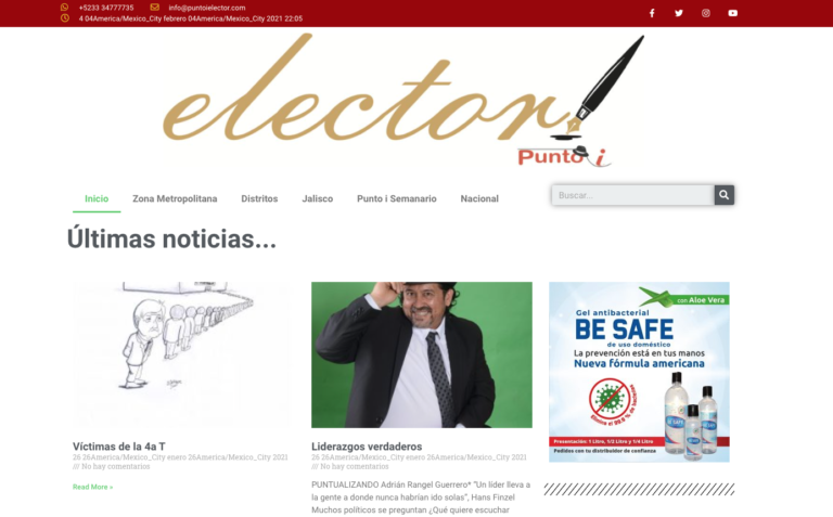 Punto i elector